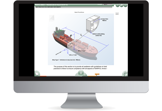 MARPOL Academy e-learning